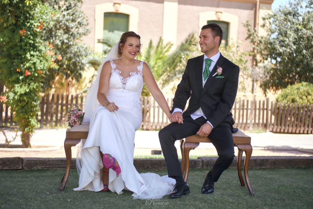 boda en Masía del Oliveral de Betera