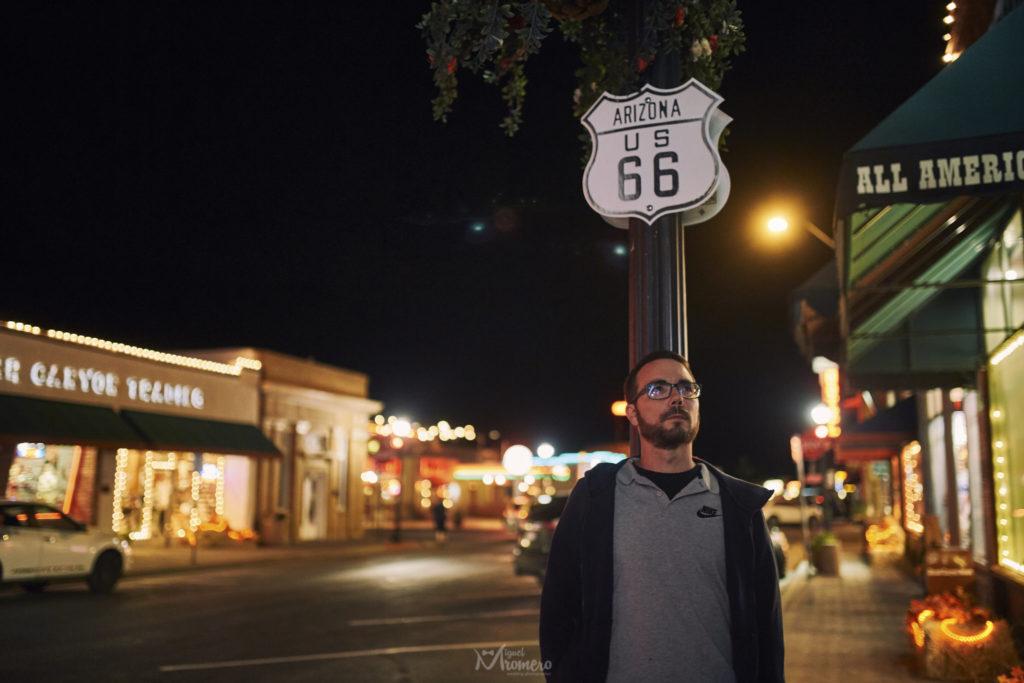 preboda en la ruta 66 california